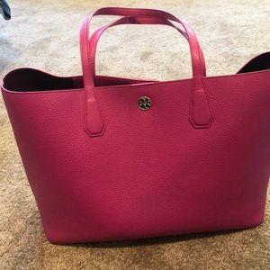 Tory Burch pink Perry Handbag
